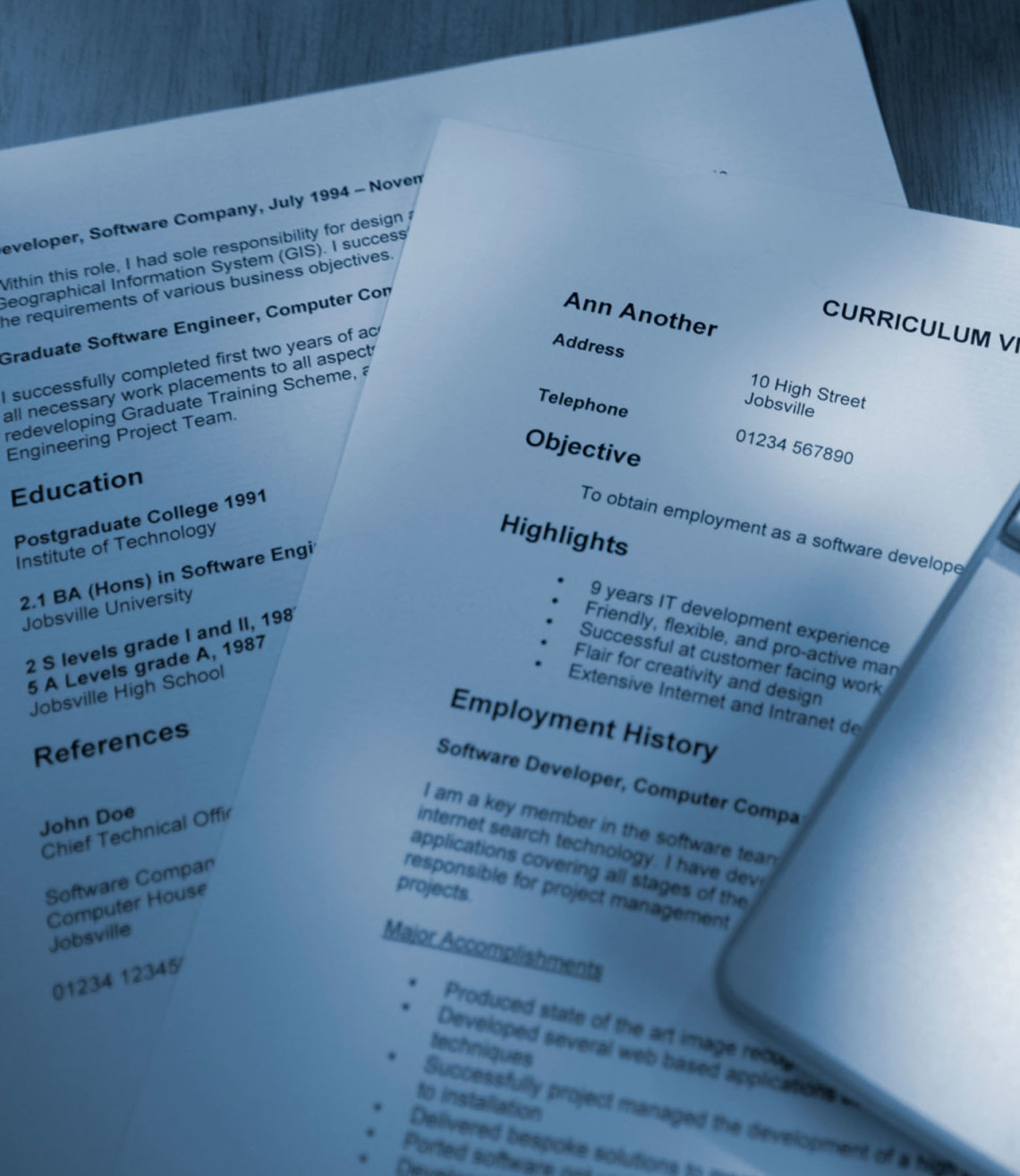 5 Tips for Improving Your Resume