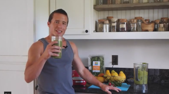 Make a Green Smoothie